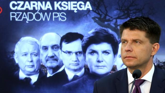 Petru: Przedterminowe wybory jedynym dobrym rozwiązaniem