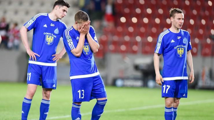 Nice 1 Liga: Podtrzymano decyzję o odjęciu Ruchowi Chorzów pięciu punktów