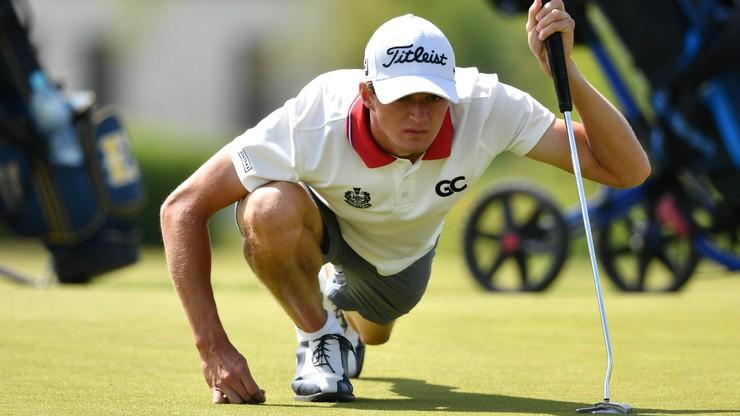 Polish Open w golfie: Niemiec von Dellingshausen wygrał, Gradecki 15.