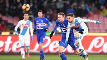 2017-01-07 Horror w polskim meczu! Napoli wyszarpało zwycięstwo w ostatniej akcji