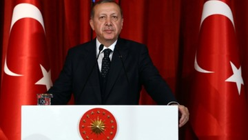 28-04-2017 11:30 Prezydent Turcji przeciwko europejskiej i wewnętrznej krytyce