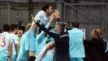 Turcja przedłużyła szanse na awans i wyrzuciła za burtę Czechy!
