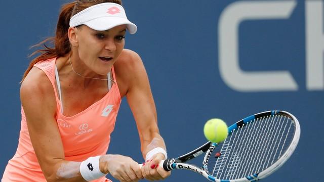 US Open: Radwańska awansowała do IV rundy