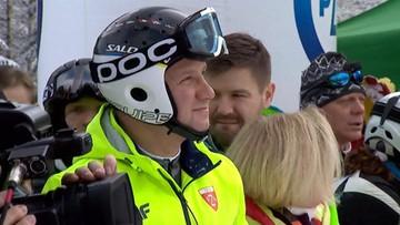 """22-03-2017 09:54 Trener narciarstwa doradcą prezydenta Dudy. Scheuring-Wielgus: """"W czym panu doradza?"""""""