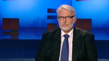 """14-10-2016 19:50 """"Szkoda zachodu"""" - Waszczykowski o dialogu z Komisją Wenecką"""