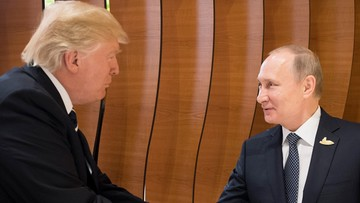 07-07-2017 23:03 Eksperci: spotkanie Putina i Trumpa pragmatyczne, istotna Syria