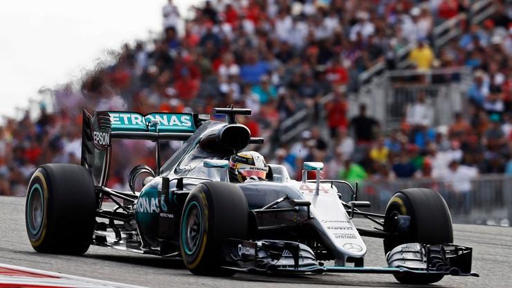 Formuła 1: Hamilton najlepszy w Austin. To jego 50. zwycięstwo w karierze