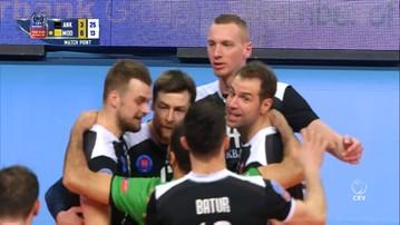 2016-02-17 Liga Mistrzów: Halkbank niespodziewanie łatwo ograł DHL Modenę