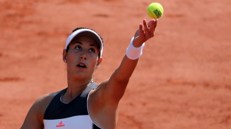 French Open: Muguruza pokonała na otwarcie Schiavone