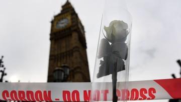 23-03-2017 20:11 Ośmioro zatrzymanych ws. ataku w Londynie. Trzy z nich to kobiety