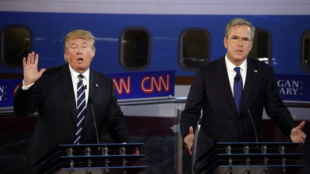 USA Debata Republikanów: Trump w defensywie, udany występ Fioriny