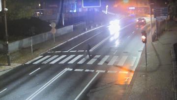 11-10-2016 16:35 Olsztyn: pieszy szedł po przejściu, kierowca nawet nie próbował hamować