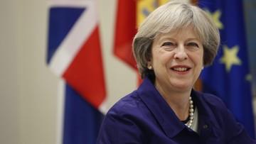 14-10-2016 14:21 Rzeczniczka premier Theresy May odrzuca sugestie Tuska, że może nie dojść do Brexitu
