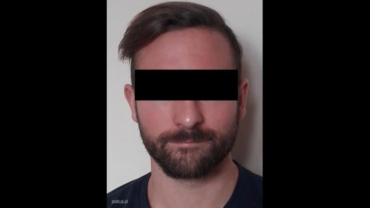 Zoperował nos, aby zmylić policję. Gangster wpadł w Warszawie