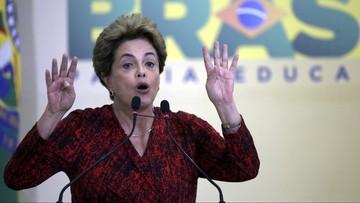 09-05-2016 20:24 Zaskoczenie w Brazylii. Głosowanie ws odsunięcia do władzy prezydent anulowane