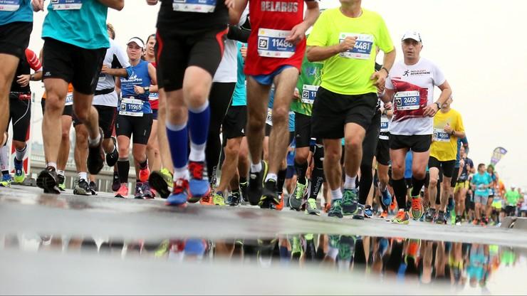 Zmarł jeden z uczestników Maratonu Warszawskiego