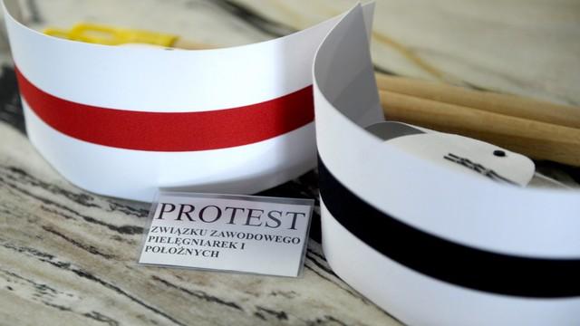Pielęgniarki grożą strajkiem. Dziś spotkanie z rządem