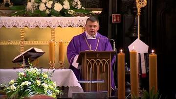Ostatnie pożegnanie Zbigniewa Wodeckiego. Trwa msza w Bazylice Mariackiej