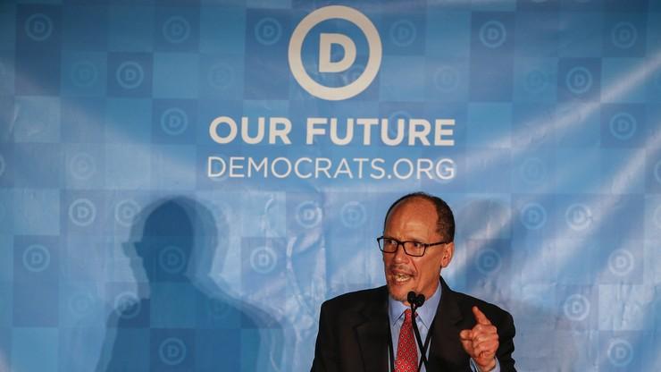 Thomas Perez nowym liderem Partii Demokratycznej