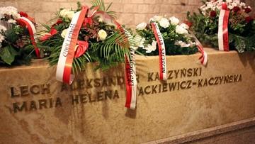 15-11-2016 18:11 Sarkofag pary prezydenckiej na Wawelu musi zostać wymieniony