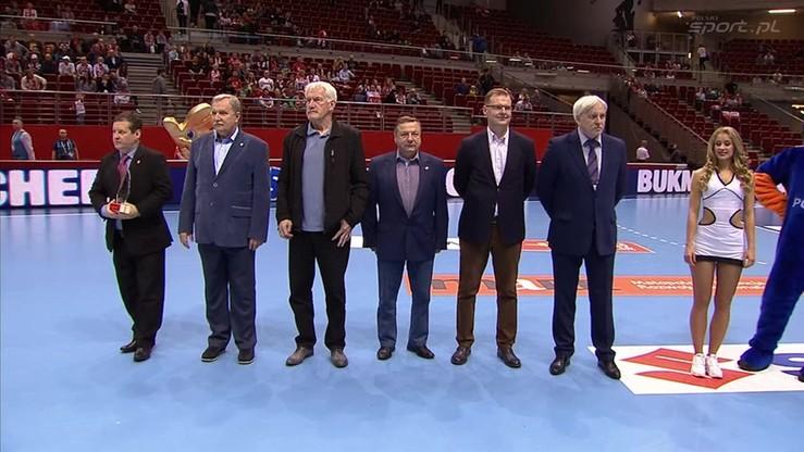 2015-11-07 Przyznano nagrody za plebiscyt magazynu Handball Polska