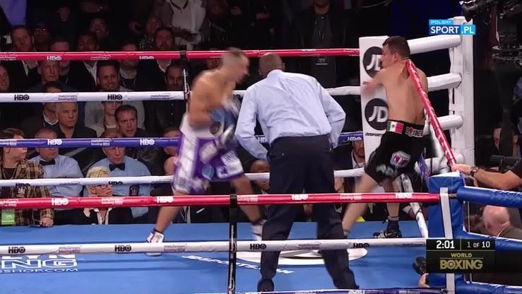 Wach vs Miller: Deski po 13 sekundach i kontuzja w walce Seldina z Ortizem