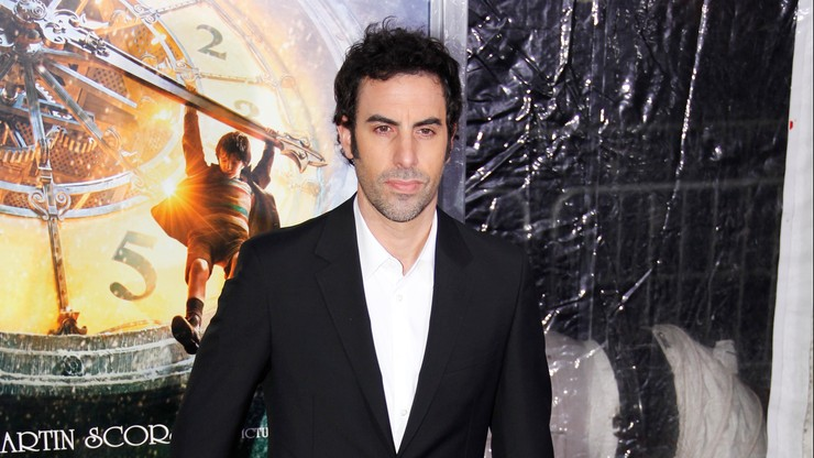 """""""Borat"""" przeznaczy milion dolarów na pomoc Syryjczykom"""