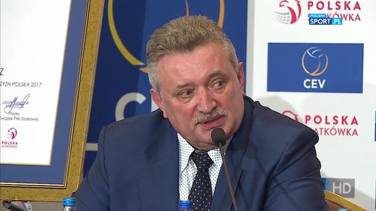 Kowal: W Polsce są najlepsi siatkarscy kibice na świecie
