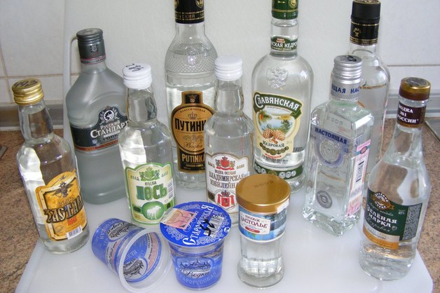 W Rosji tanieje wódka