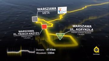 12-07-2016 11:13 W Warszawie we wtorek znów utrudnienia ruchu. Rusza Tour de Pologne