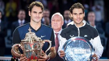 2015-11-01 ATP w Bazylei: Siódmy triumf Federera w rodzinnym mieście