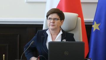 14-06-2017 14:10 CBOS: rośnie grupa zwolenników rządu Beaty Szydło