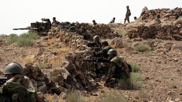 Wojska syryjskie odbiły pola naftowe w prowincji Ar-Rakka