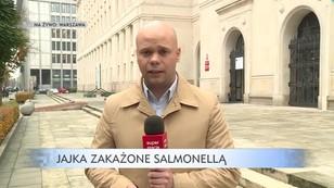 Salmonella w jajach z Polski