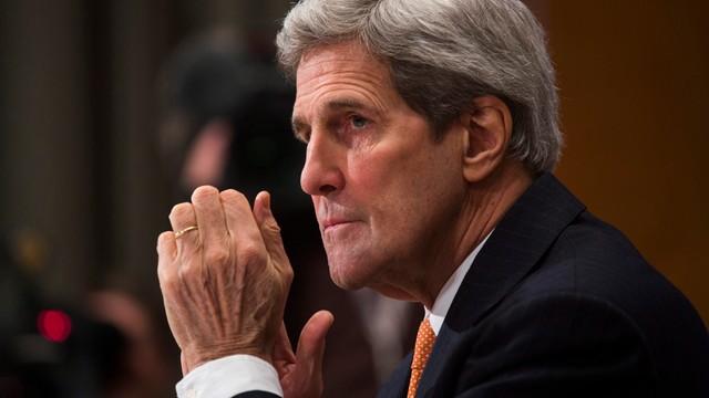 USA: Kerry nalega na przejściowy rząd w Syrii i odejście Asada