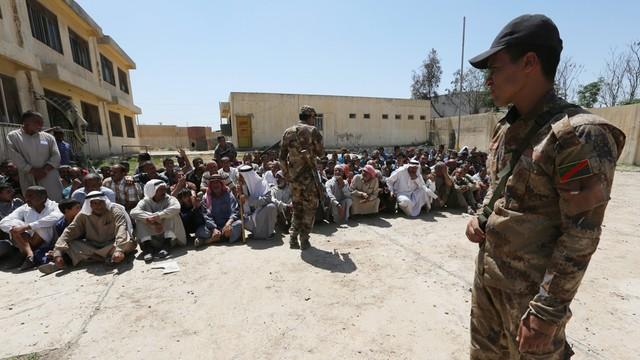 Irak: Szyickie milicje ewakuowały z okolic Mosulu 80 tysięcy rodzin