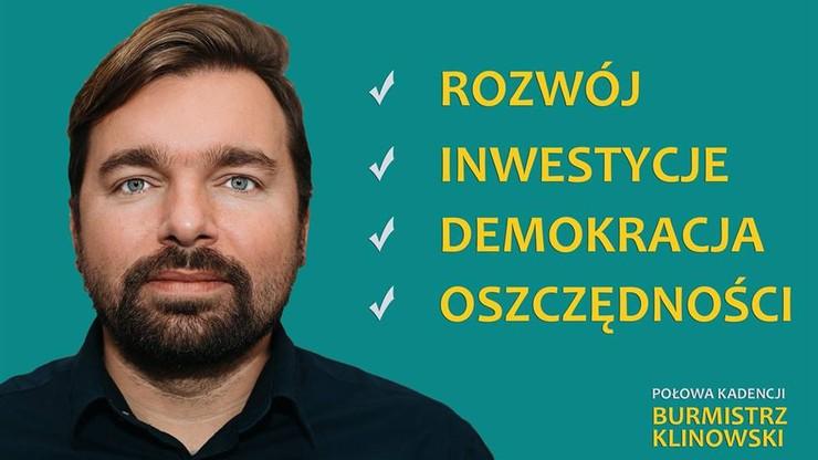 Zarzut za spoliczkowanie prezydenta Wadowic