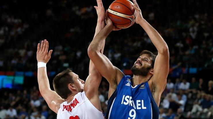 EuroBasket: Polska przegrywa z Izraelem na własne życzenie