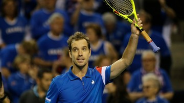 2017-02-04 Puchar Davisa: Australia i Francja już w ćwierćfinale
