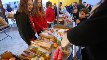 Zaprezentowano żywieniowy pakiet pielgrzyma. Na Światowe Dni Młodzieży