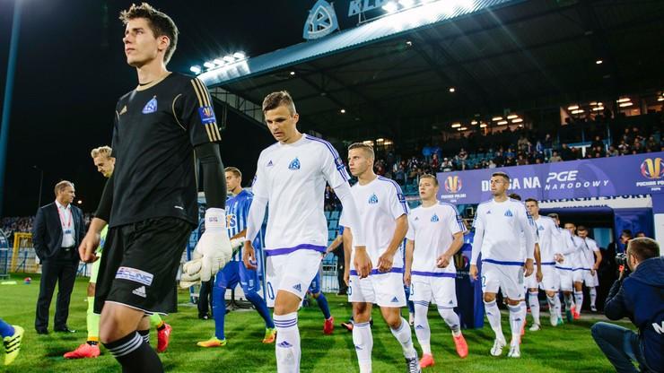 Ruch Chorzów z zakazem transferowym