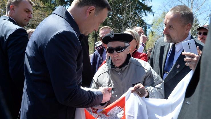 Duda: Polonia najlepszym ambasadorem RP
