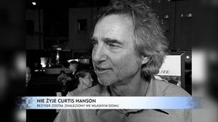 Znany reżyser i scenarzysta znaleziony martwy w swoim domu w Hollywood