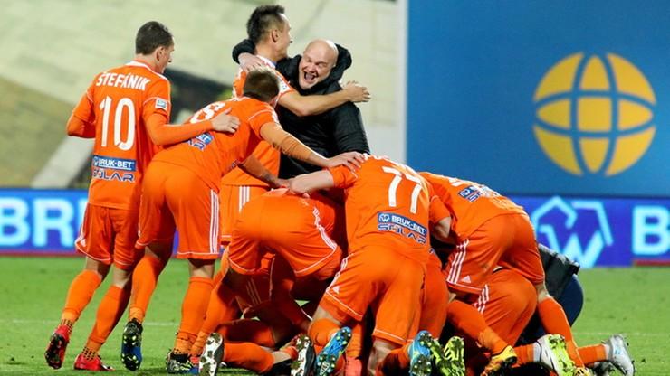 Ekstraklasa: Bruk-Bet przygotuje się do sezonu na Cyprze