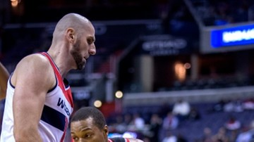 2016-11-03 NBA: Gortat znów zagrał dobrze, ale Wizards ponownie przegrali