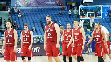 2017-11-23 El. MŚ koszykarzy: Niekorzystny bilans z Węgrami