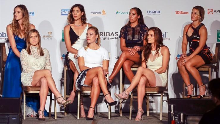 WTA Finals: Radwańska zaczynie obronę tytułu od meczu z Kuzniecową