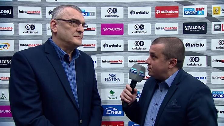 Chodkiewicz typuje wyniki ćwierćfinałowych meczów PLK