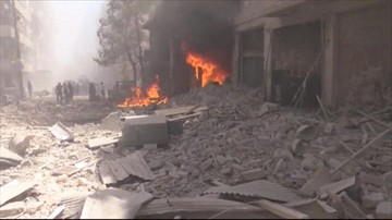 17-06-2016 13:01 Zmarł rosyjski żołnierz w rejonie Aleppo