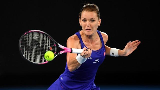Agnieszka Radwańska zwyciężyła w 1. rundzie Australian Open